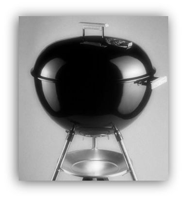 classic charcoal grill