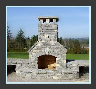 Outdoor Fireplace Building Plans Find House Plans